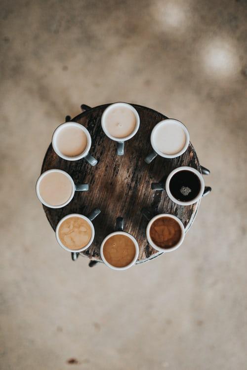 café glacé maison